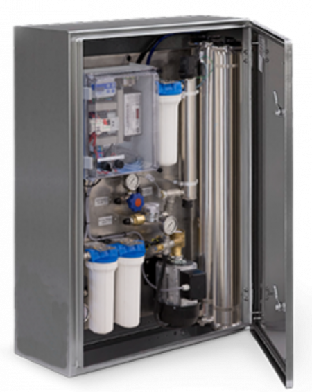 Reverse Osmosis Water Purification Unit 300 litres per hour