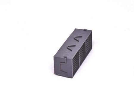 Airbrick Ventilator, Black